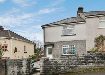 Thumbnail 3 bed semi-detached house for sale in Trefelin, Aberdare, Rhondda Cynon Taff