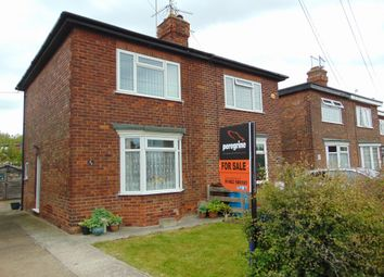 Thumbnail 2 bed semi-detached house for sale in Kirkstone Road, Hull, North Humberside