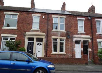 Thumbnail 2 bed flat to rent in Lansdowne Terrace, North Shields