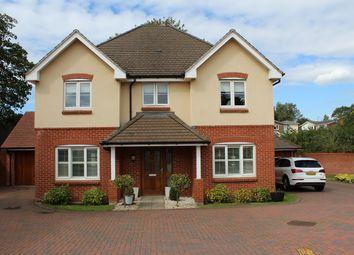 Rose Bank Close, Sarisbury Green, Southampton SO31. 4 bed detached house