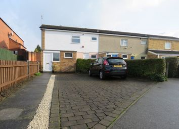 Thumbnail 2 bed end terrace house for sale in Mons Road, Lincoln