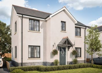 Thumbnail 4 bed detached house for sale in Heol Y Banc, Bancffosfelen, Llanelli
