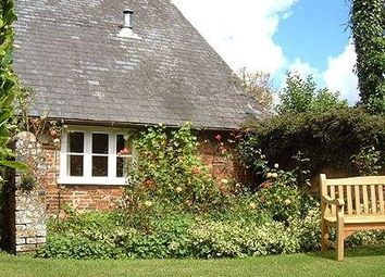 Thumbnail 1 bed semi-detached house to rent in Tincleton, Dorchester, Dorset