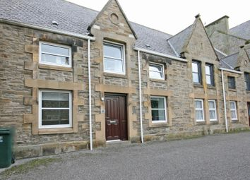 Thumbnail 2 bed flat for sale in 22 Pringle Court, Buckie