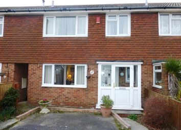 Thumbnail 3 bedroom terraced house for sale in Asten Close, St. Leonards-On-Sea