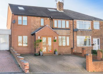 Thumbnail 4 bed semi-detached house for sale in Marchwood Road, Sheffield