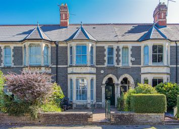4 bed terraced house for sale in Plasturton Avenue, Pontcanna, Cardiff CF11
