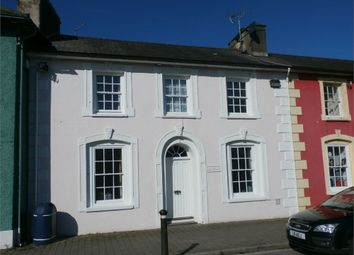 Thumbnail 3 bed town house for sale in 23 Alban Square, Aberaeron