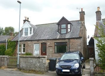 Thumbnail 2 bed semi-detached house for sale in Marrburn Road, Penpont, By Thornhill