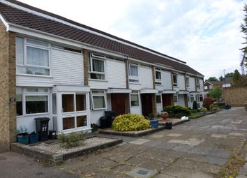 Thumbnail 2 bed terraced house to rent in Alpine Close, Croydon, Surrey
