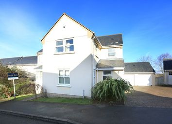 Thumbnail 5 bed detached house for sale in Ramsey Gardens, Plymouth