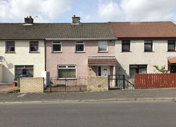 Thumbnail 3 bed terraced house for sale in Netherthird Road, Cumnock