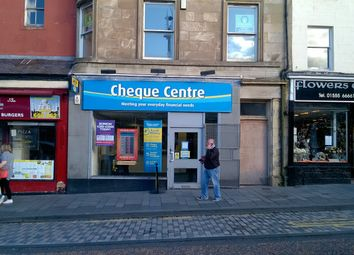 Thumbnail Retail premises to let in 47 High Street, Lanark