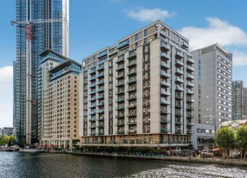 Thumbnail 1 bed flat for sale in Discovery Dock Apartments West, 2 South Quay Square, London