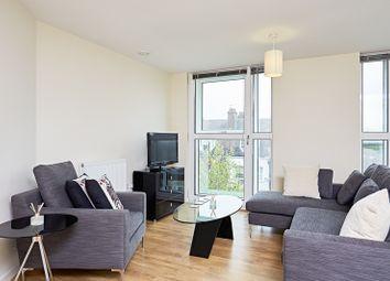 Thumbnail 2 bedroom flat to rent in Corrigan Court, Granville Gardens, London