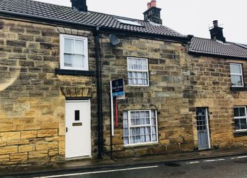 Thumbnail 3 bed terraced house for sale in Church Street, Castleton, Whitby