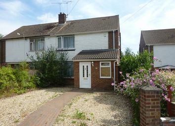Thumbnail 3 bed semi-detached house to rent in Purley Way, Frimley