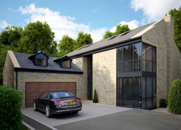 Thumbnail 5 bed detached house for sale in The Cedars, 6 Lea Gardens, Leeds Road, Hipperholme