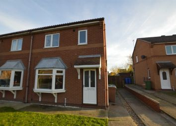 Thumbnail 3 bed semi-detached house to rent in Pickering Avenue, Hornsea