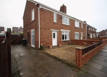 Thumbnail 3 bed semi-detached house for sale in Grinkle Avenue, Middlesbrough