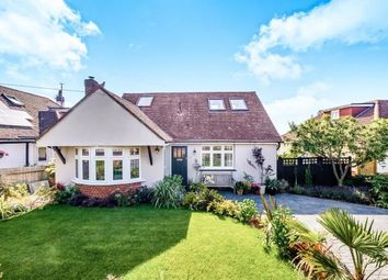Thumbnail 4 bed bungalow for sale in Lustrells Crescent, Saltdean, Brighton, East Sussex