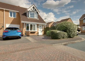 Thumbnail 3 bed semi-detached house for sale in Coltman Close, Beverley