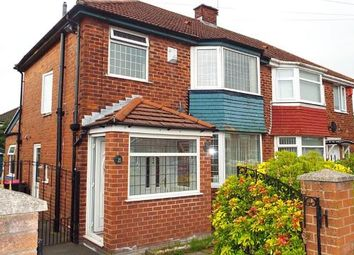 Thumbnail 3 bed semi-detached house for sale in Woodford Drive, Swinton, Manchester, Greater Manchester