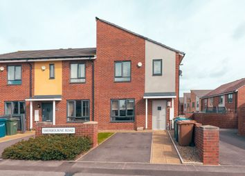 Thumbnail 2 bed end terrace house for sale in Sherbourne Road, Sunderland