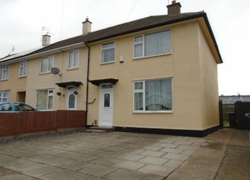 Thumbnail 3 bed town house for sale in Marwood Road, Leciester