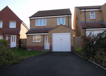 Thumbnail 3 bed detached house to rent in Yale Road, St Thomas Lawns, Willenhall