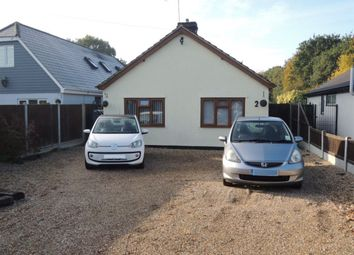 Thumbnail 3 bed bungalow to rent in Langham Road, Boxted, Colchester