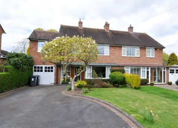 Thumbnail 4 bedroom semi-detached house for sale in Green Meadow Road, Selly Oak, Bournville Village Trust