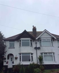 Thumbnail 3 bed semi-detached house for sale in David Road, Paignton, Devon