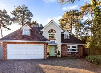 Thumbnail 3 bedroom detached house for sale in Links Road, Canford Cliffs, Poole