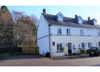 Thumbnail 4 bed town house for sale in Tiddy Close, Tavistock