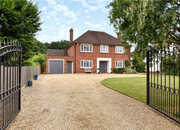 Thumbnail 4 bed detached house for sale in Manor Road, Maidenhead, Berkshire