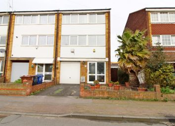 Thumbnail 3 bed end terrace house for sale in Leicester Road, Tilbury