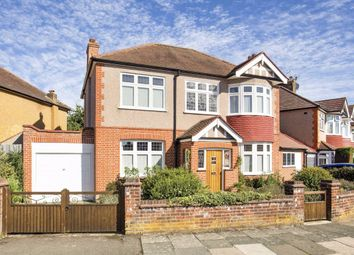 Balmoral Gardens, London W13. 4 bed detached house