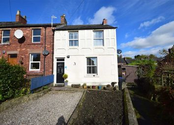 Thumbnail 3 bed end terrace house for sale in Cromford Road, Wirksworth, Matlock