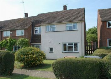 Thumbnail 4 bedroom terraced house for sale in Berrywood Road, Duston, Northampton