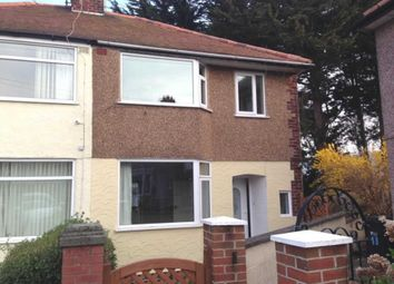 Thumbnail 3 bed semi-detached house to rent in Pen- Y-Maes Gardens, Holywell