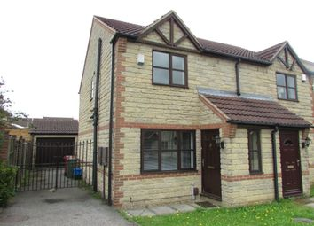 Thumbnail 2 bed semi-detached house for sale in Weeping Elm Way, Scunthorpe