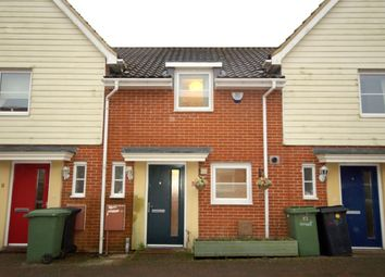 Thumbnail 2 bed terraced house for sale in Rufus Street, Queenshills, Norwich