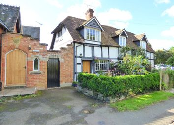 Thumbnail 3 bedroom semi-detached house for sale in The Green, Rous Lench, Evesham