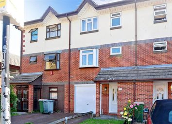 Thumbnail 3 bedroom town house for sale in Clarence Road, Manor Park, London