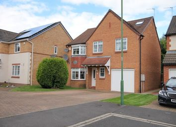 Thumbnail 6 bed detached house for sale in Norham Court, Woodstone Village, Houghton Le Spring