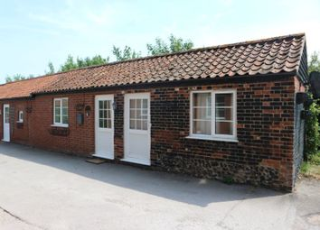 Thumbnail 1 bedroom terraced house for sale in Stable And Blacksmiths Workshop Cottage, Norwich Road, Yaxham, Norfolk