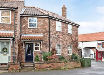 Thumbnail 3 bed semi-detached house for sale in Squirrel Cottage, 43D Main Street, Riccall, York