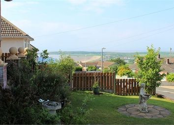 Thumbnail 3 bedroom detached bungalow for sale in Cliff Road, Worlebury, Weston-Super-Mare, North Somerset.