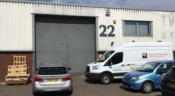 Thumbnail Light industrial to let in Unit 22, Europa Way, Lichfield